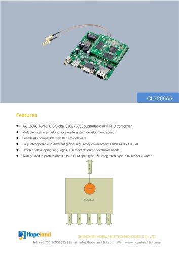 CL7206A5 Developed Board_datasheet