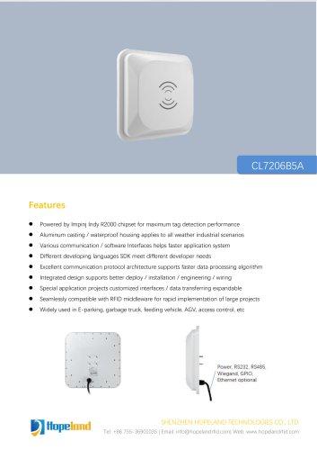 CL7206B5A Integrated Reader_datasheet