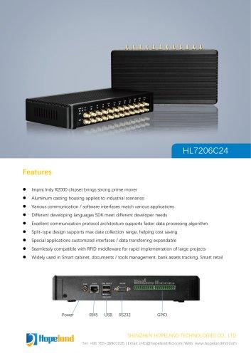 HL7206C24 24-Port Reader_datasheet