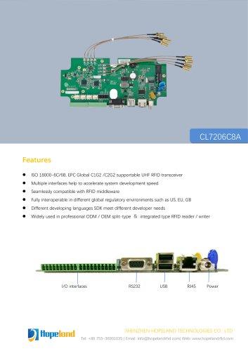 HL7206C8A 8-port reader board_datasheet