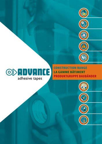 Advance Construction Range Brochure (2006)