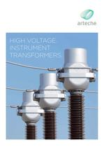 HIGH VOLTAGE. INSTRUMENT TRANSFORMERS