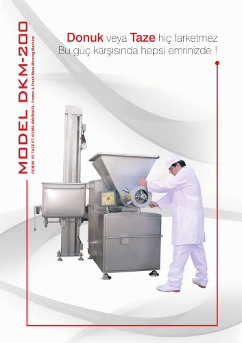 model DKM-200