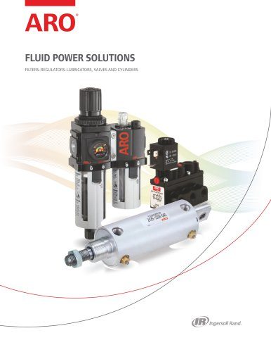 ARO Fluid Power Solutions