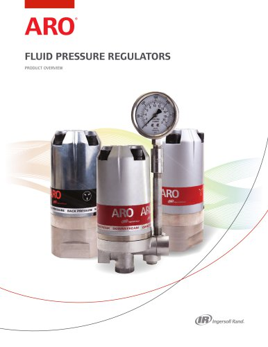 ARO Fluid Pressure Regulators