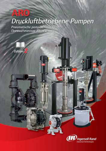 ARO Piston Pumps Version 2 Ger Dut Rus