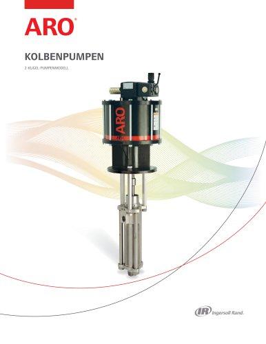 KOLBENPUMPEN 2-KUGEL-PUMPENMODELL