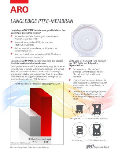 LANGLEBIGE PTFE-MEMBRAN