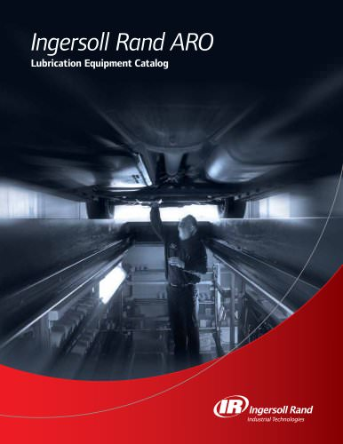 Lubrication Equipment Catalog IRITS-0108-001
