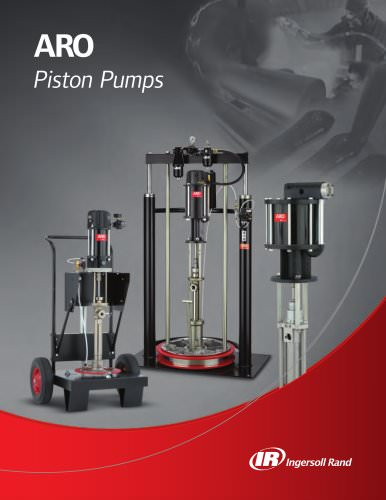 Piston Pumps Catalog IRITS-0308-023