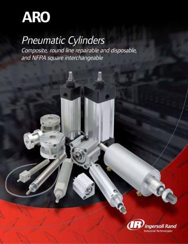 Pneumatic Cylinder Catalog 0611-M