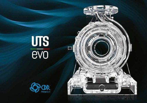 UTS EVO - Magnetic Drive Metallic Pump