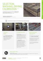 Z450 / SELECTION, WASHING, DRYING, CALIBRATION