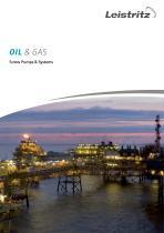 Leistritz oil & gas brochure