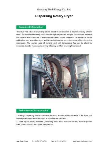 Tianli/Dispersing Rotary Dryer