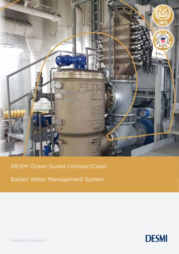 Ballast Water Management System - CompactClean