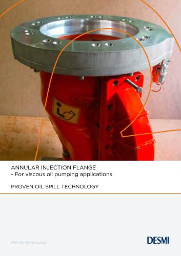 INJECTION FLANGE