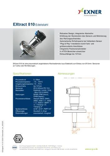 EXtract 810