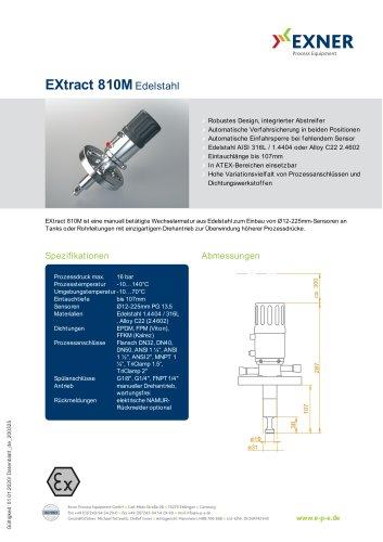 EXtract 810M