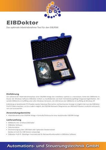 EIBDoktor Profi seriell Komplettpaket