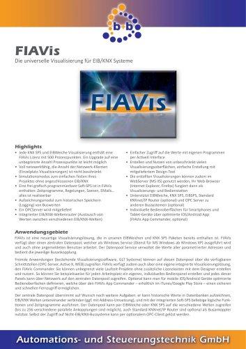 FIAVis unlimited (optional)
