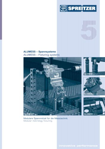 ALUMESS – Spannsysteme