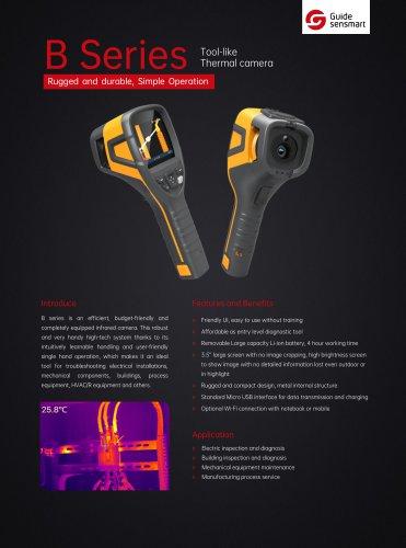 Guide B256V Tool-like Thermal Camera