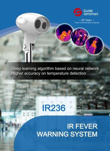Guide IR236 IR Fever Warning System
