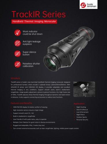 Guide TrackIR Pro19 Handheld Thermal Imaging Monocular