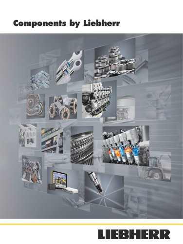 Components by Liebherr
