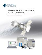 Dynamic Signal Analysis & Data Acquisition