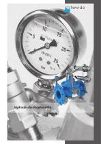 Hydraulische Regelventile