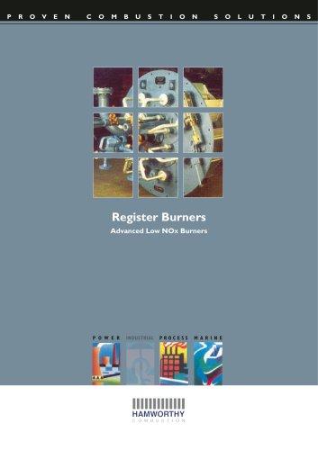DFL Register Burner