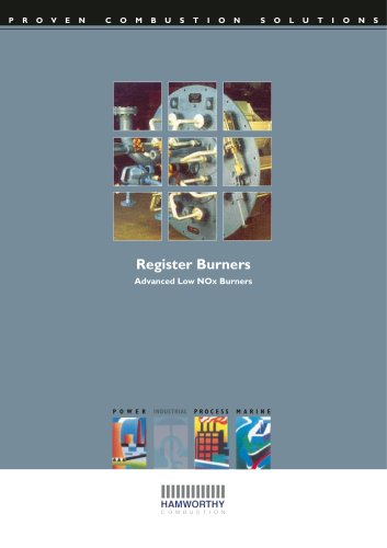 M Type Register Burner