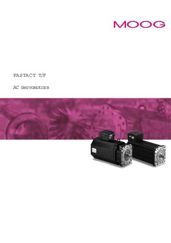 FASTACT T/F  AC Servomotors