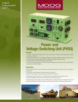 Power and Voltage-Switching Unit