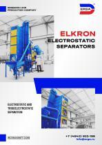 ELKRON Electrostatic Separators