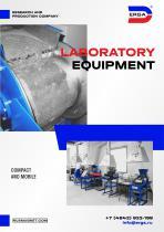 ERGA Laboratory equipment
