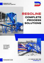 RESOLINE Complete process solutions