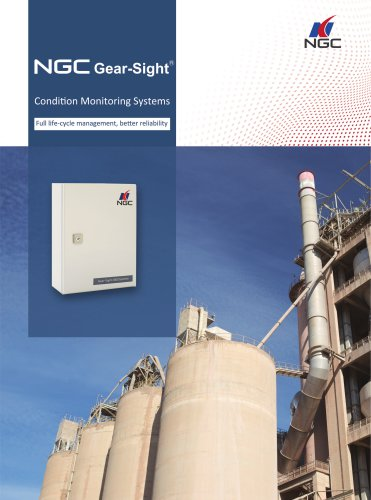 NGC - China Transmission Gear-Sight Condition Monitoring System