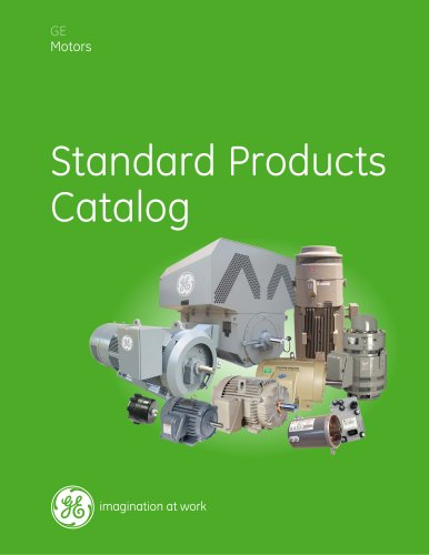 2008 Standard Products Catalog