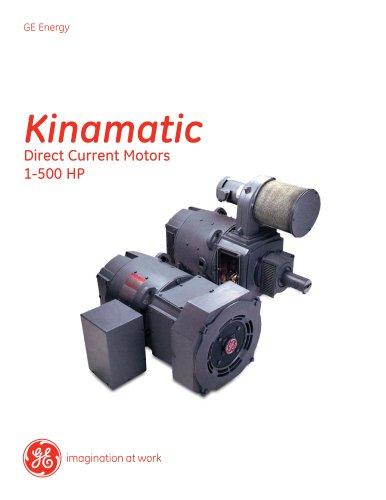 Kinamatic Direct Current Motors