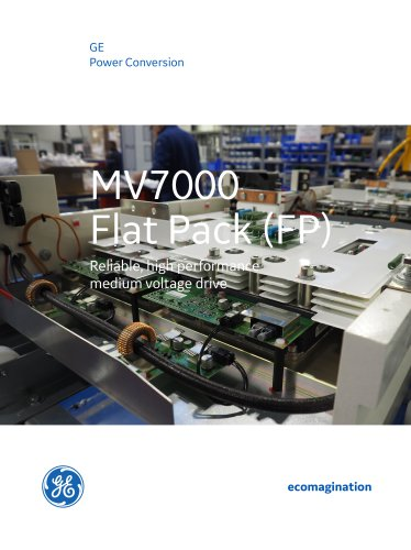 MV7000 Flat Pack (FP)