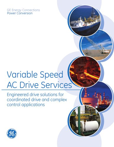 Variable Speed AC Drive Services