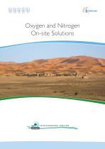 Oxymat Oxygen and Nitrogen Solutions