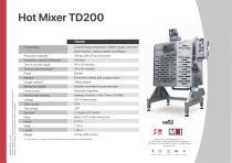 Hot Mixer TD200