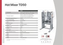 Hot Mixer TD50