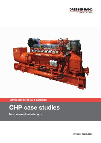 CHP CASE STUDIES SUMMARY