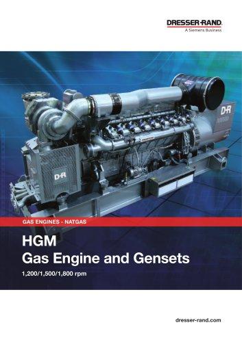 HGM NATGAS_1500/1200/1800 RPM