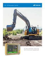 2D / 3D Excavator Control